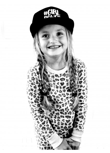 KIDS CAP GIRL POWER