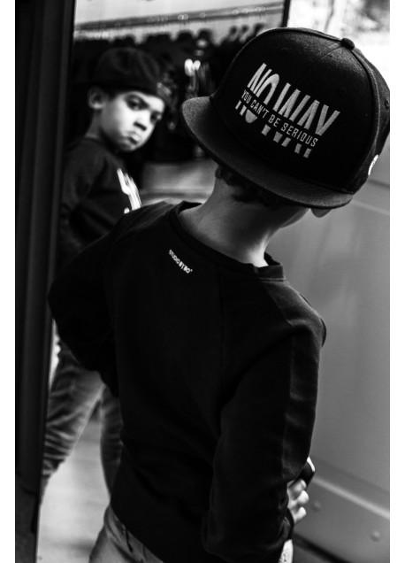 TEENS CAP NO WAY