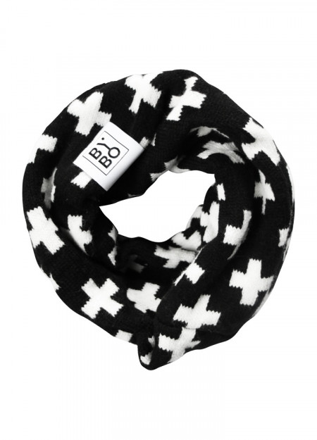 SJAAL CROSS BLACK